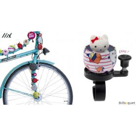 Sonnette de vélo Chaton mignon - Liix Funny Bell