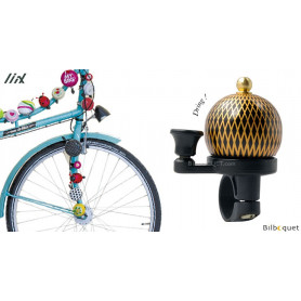 Sonnette de vélo Temple Oriental - Liix Funny Bell