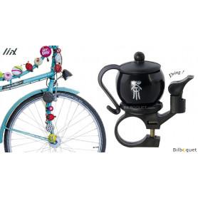 Sonnette de vélo Tea Time - Liix Funny Bell