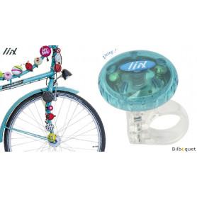 Sonnette de vélo bleue Tokyo - Liix Funny Bell