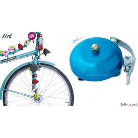 Sonnette de vélo Vintage bleue - Liix Funny Bell