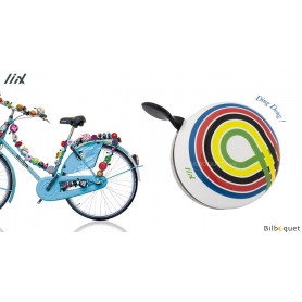 Sonnette de vélo Champion du monde - Liix Mini Ding Dong Bell