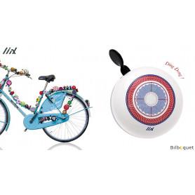 Sonnette de vélo Motif Tendre - Liix Mini Ding Dong Bell