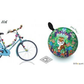 Sonnette de vélo Tigre Catalina Estrada - Liix Ding Dong Bell Ø80mm