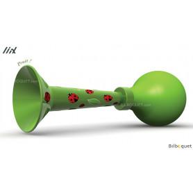 Klaxon Vert Coccinelles - Liix Pretty Horn