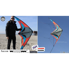 Tomboy Cerf-volant acrobatique