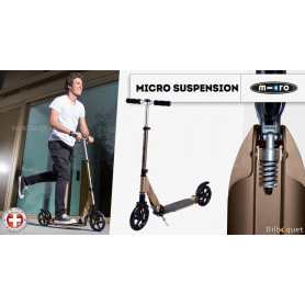 Micro Suspension - Trottinette Adulte