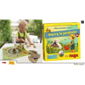 Pierre le jardinier - Mes premiers jeux