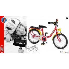 Vélo enfant Puky Z8 (18 pouces) - Rouge