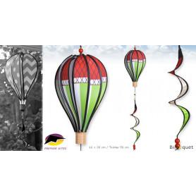 Ballon à suspendre Blanchard/Jeffries 30cm avec twister