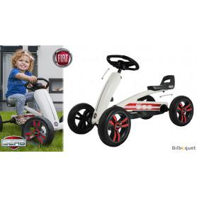 Kart à pédales Buzzy Fiat 500 (2-5 ans)