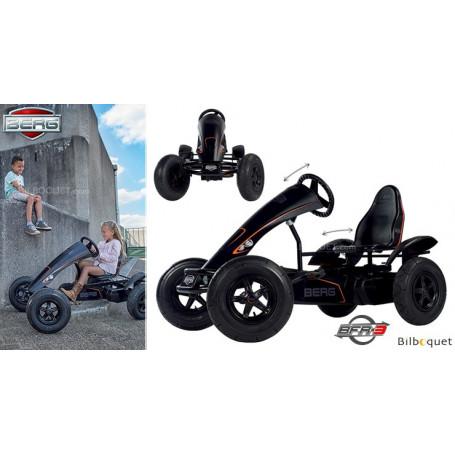 Kart à pédales BERG Black Edition BFR-3 - Noir (5-99 ans)