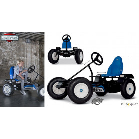 Kart à pédales BERG Extra BFR - Bleu (5-99 ans)
