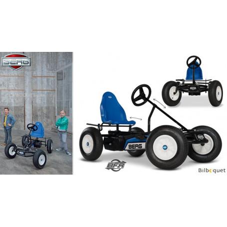Kart à pédales BERG Basic BFR - Bleu (5-99 ans)