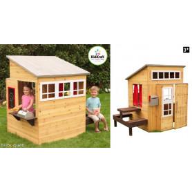 Cabane d'extérieur pour enfants - Mobilier de jardin