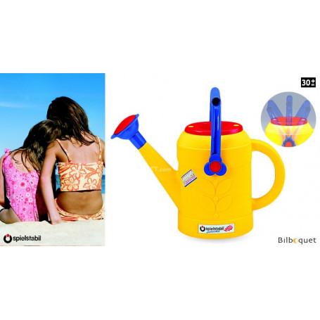 Grand arrosoir (3l) - Jouet de plage/jardin