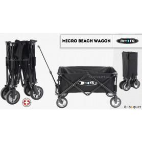 Micro Beach Wagon - Chariot de transport multifonction