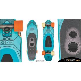 Blazer GSB Teal - Cruiser avec enceinte Bluetooth® intégrée