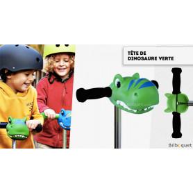 Tête de Dinausore verte - Accessoire pour trottinette Micro Mini/Maxi