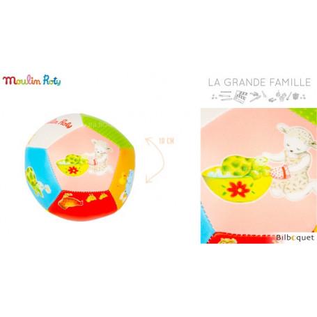 Ballon souple 10cm - La Grande Famille