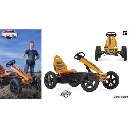 Kart à pédales BERG Rally Orange BFR (4-12 ans)