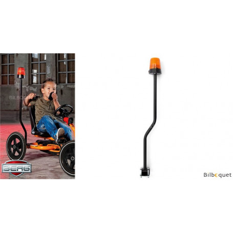 Gyrophare orange pour kart BERG Buddy