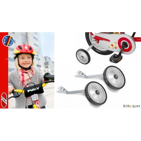 Roues stabilisatrices pour vélo Puky 12 pouces