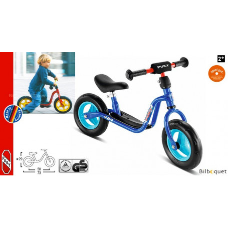 Draisienne LRM - Bleu - Vélo d'apprentissage