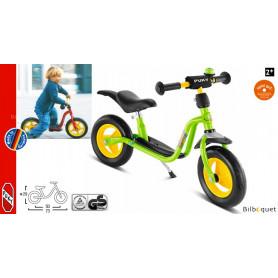Draisienne LRM Plus - Vert Kiwi - Vélo d'apprentissage