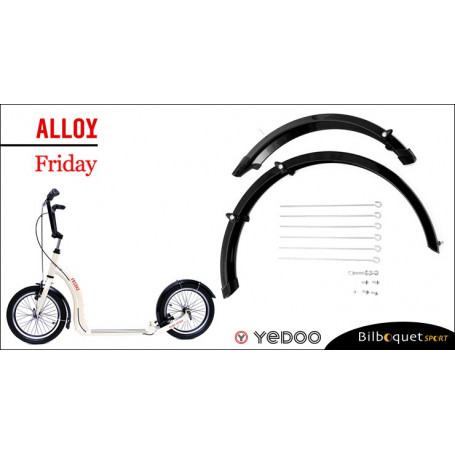 Garde-boue pour trottinette Yedoo Alloy Friday