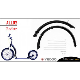 Garde-boue pour trottinette Yedoo Alloy Rodstr