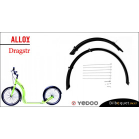 Garde-boue pour trottinette Yedoo Alloy Dragstr