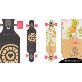 POLLY II - Drop-Through Longboard BTFL