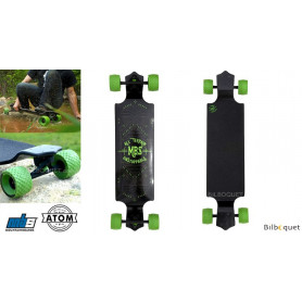 MBS All-Terrain Drop Deck Longboard - 39 pouces