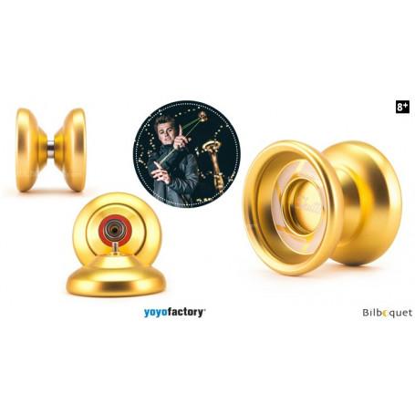 Yo-yo Shutter - Gold - Niveau avancé