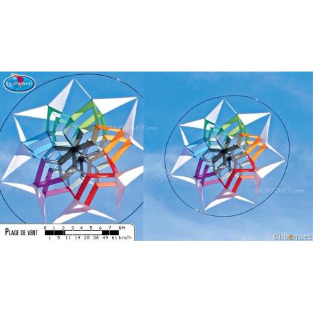 Star 7 Box - Cerf-volant monofil cellulaire