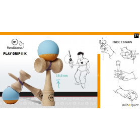 Kendama Play Grip II K - Sunset Flip