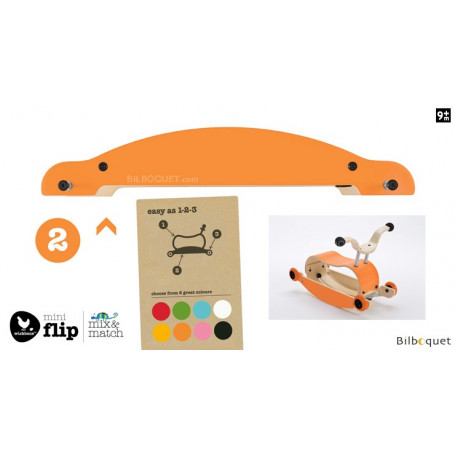 Wishbone Mini-Flip - Base - Orange