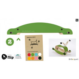 Wishbone Mini-Flip - Base - Vert