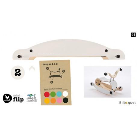 Wishbone Mini-Flip - Base - Blanc
