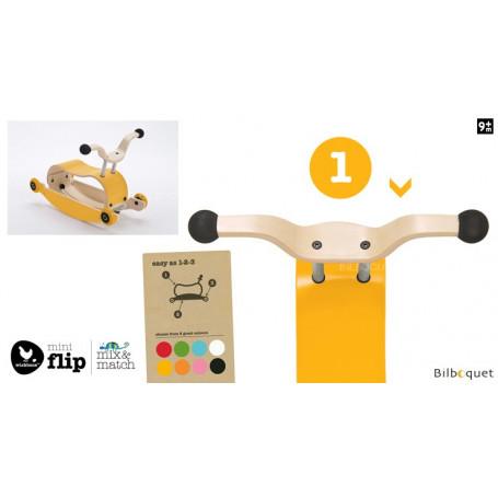 Wishbone Mini-Flip - Top - Jaune