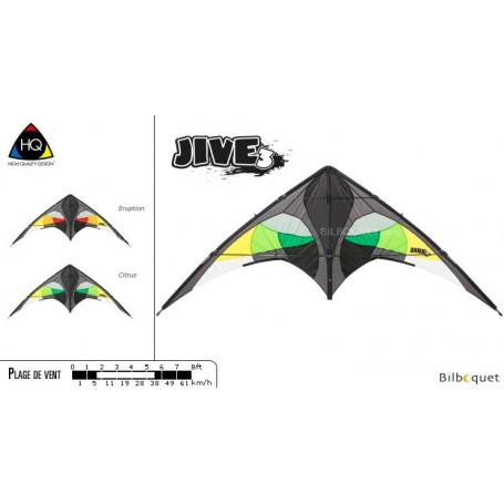 HQ Jive 3 (III) - Cerf-volant pilotable