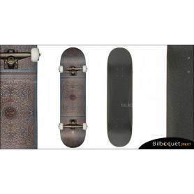Skateboard Street complète Rug Burn Navy 8.0