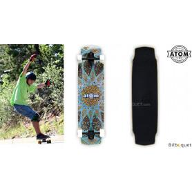 Atom Downhill / Freeride Longboard - 37pouces - Magic Carpet