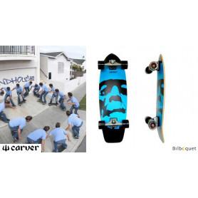 Carver Da Monsta Surfskate 31pouces CX