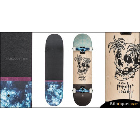 Skateboard Street complète Evil Paradise - Palm Eyes