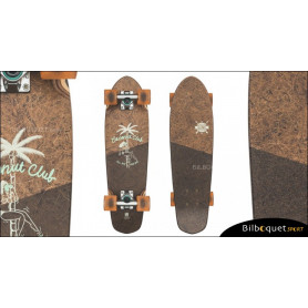 Blazer - Mini Cruiser Globe 26pouces - Coconut/Black