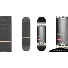 Skateboard Complète Globe G3 Bar - Black/Opal