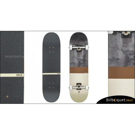 Skateboard Street complète G2 Half Dip 2 - Black/Tobacco