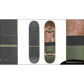 Skateboard Street complète G2 Half Dip 2 - Dark Maple/Hunter Green